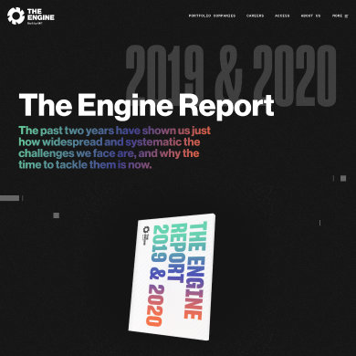 The Engine Report